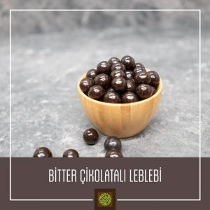 Bitter Çikolatalı Leblebi