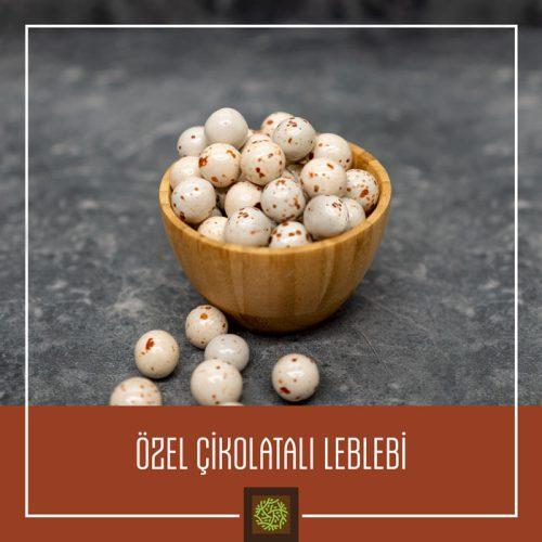 Özel Çikolatalı Leblebi