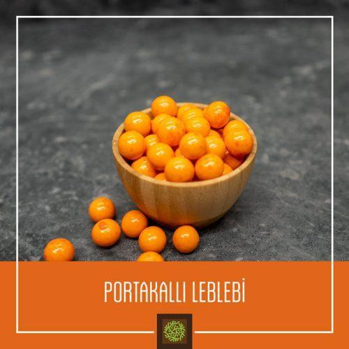 Portakallı Leblebi