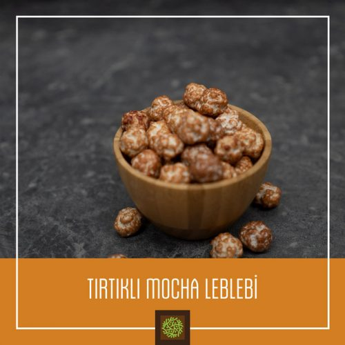 Tırtıklı Mocha Leblebi